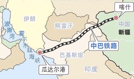 巴基斯坦中资港口瓜达尔港开航 首艘中国货船出海