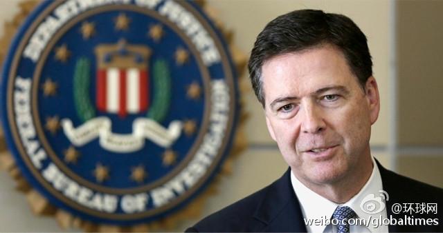 特朗普:暂未决定是否要辞退FBI局长