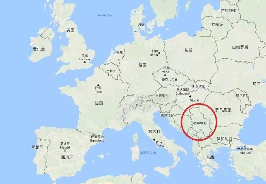 对中国免签的第一个中东欧国家为何是它