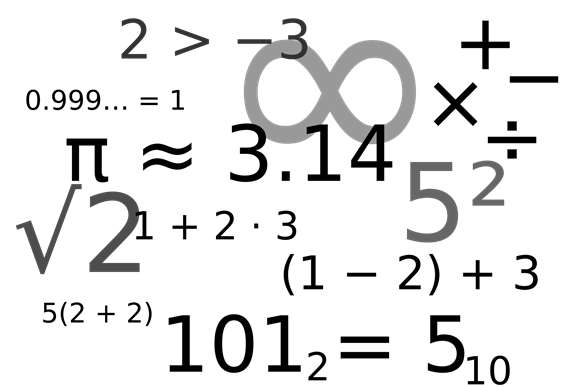 """数学,从来有""""智商过滤器""""的名称"""