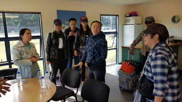 中国游客被成功转移