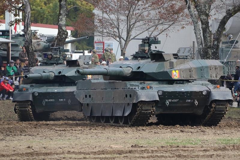 10式坦克双车编队