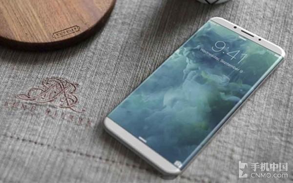 无边框版iPhone 8