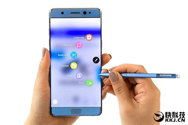 Note 7退市三星智能手机份额暴跌:国产手机爆发