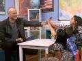 《艾伦秀第14季片花》第五十四期 沃恩王子爆料唐尼不友好 与小朋友亲密互动
