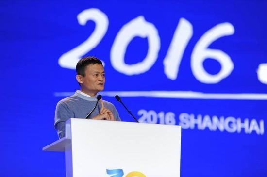 """在昨天的浙商会议上,马云还表示,""""我们要的,是全球化的视野,国际化的能力,我们必须给别人创造价值,必须给别的国家带来税收,带来东方文明。只有这样,浙商才能从昨天的全国化真正变成全球化。"""""""