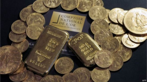 据悉,这些黄金总值估计达350万欧元。费尔福特表示,他曾前往这所房子去为新主人估算准备售出的家具价值。