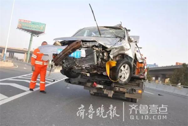 济南小伙为情所困撞车自伤身亡!曾搜车速与殒命联系