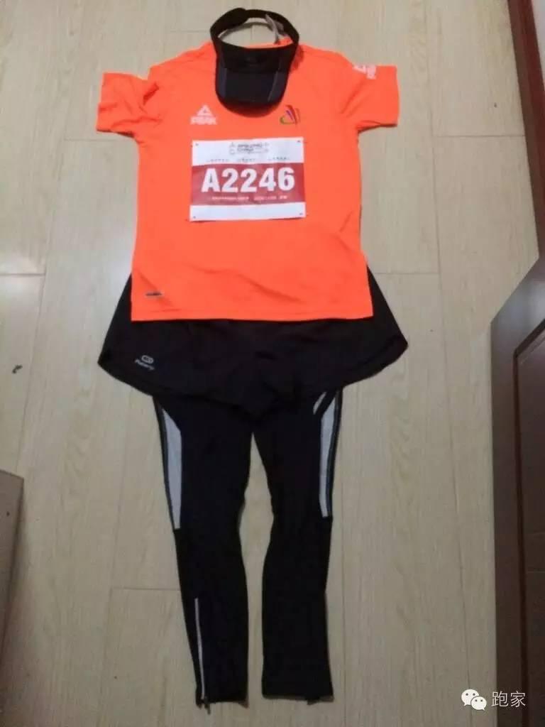 第一次跑马完赛记:奔跑在西安古城墙上
