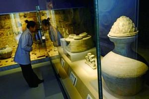 北京城市副中心现汉代古城 发掘古墓1092座