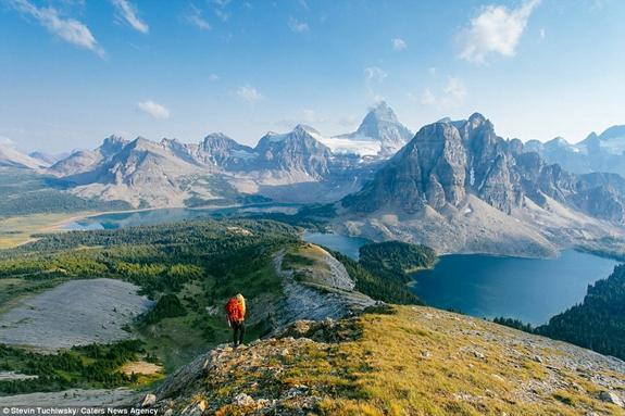 加拿大风景图。来源:中国网