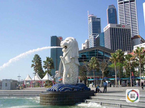 新加坡风景图