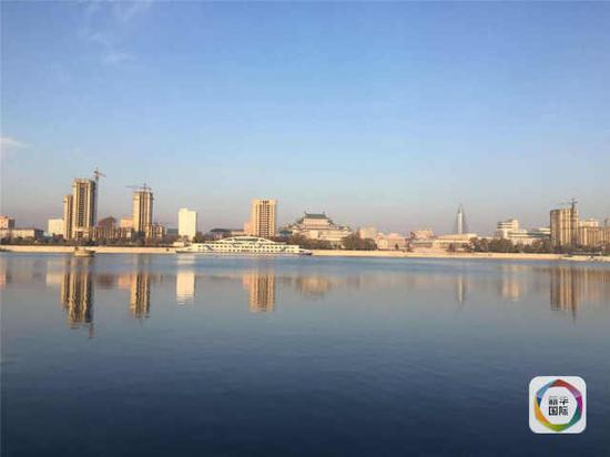 揭秘朝鲜平壤豪华游艇 动力全靠太阳(图)