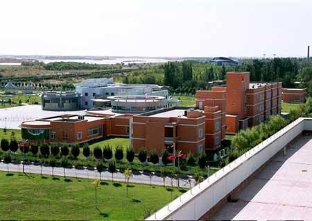 中国酒泉航天卫星发射中心――航天员公寓