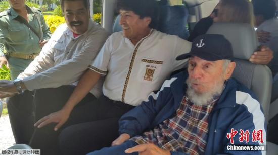 1961年,卡斯特罗指挥古巴军民打败美国支持的古巴流亡分子的突袭,取得了著名的吉隆滩之战(美国称为猪湾事件) 的胜利。在1981年、1986年、1993年、1998年2月和2003年3月的选举中获胜,连任国务委员会主席。
