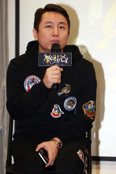 新圣堂影业CEO、制片人周子健