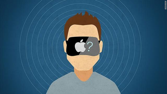 前车之鉴Google Glass 苹果开发AR眼镜