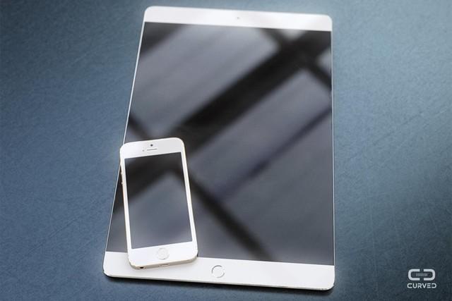 听说无边框 10.5英寸iPad Pro长这样?