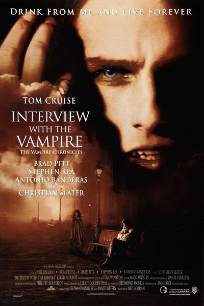 《夜访吸血鬼》系列将改编剧集  原著作者确认