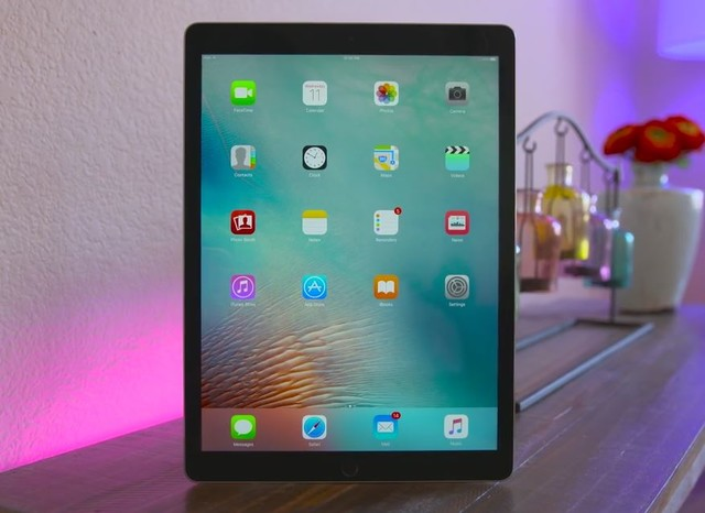 传言四起:全新iPad将取消圆形Home键