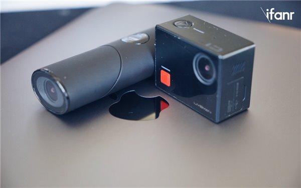 乐视Liveman M1运动直播相机上手:设计独特