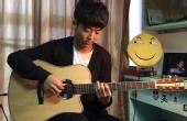 吉他弹奏《告白气球》