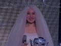 《搜狐视频综艺饭片花》阿凡达妹妹揭面开唱 费玉清狂扭广场舞魔性改曲