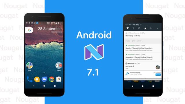 亲儿子优先!谷歌12月5日推送Android 7.1