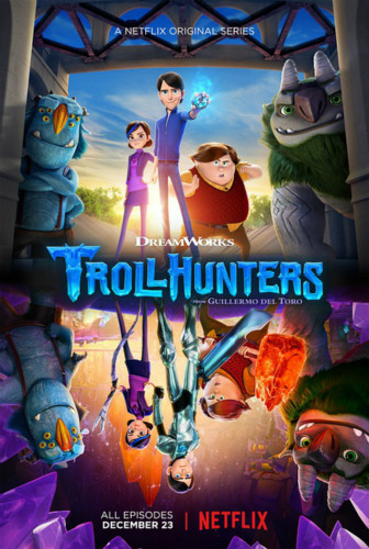《巨怪猎人》:德尔-托罗再度触电动画 安东-尤金的配音遗作终开播