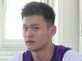 《真正男子汉第二季片花》孙杨含泪回忆骨折训练艰辛 坚持比赛右脚险残废