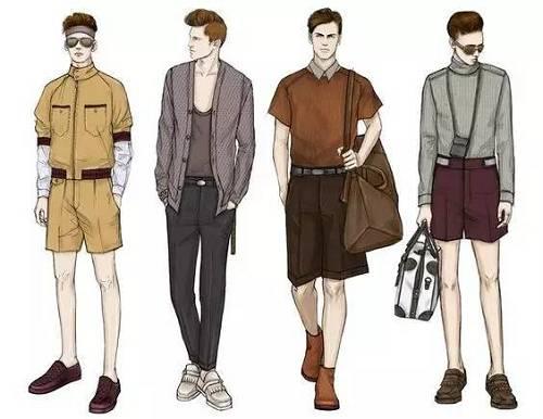 关于穿衣搭配,夏秋两季和冬春两季稍有不同,换衣频率明显增加,你可能需要每天都换、洗衣服,那么衣服的损耗相比冬天有所增加。比如,夏天的T恤基本需要每年换新。