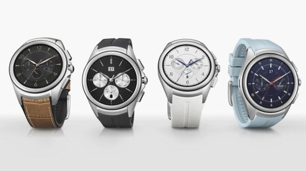 明年年初LG发4款智能手表 支持移动支付