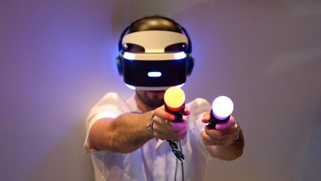 索尼PS VR年销量达75万:VR市场折桂