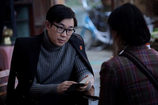 大鹏《我不是潘金莲》饰演王公道