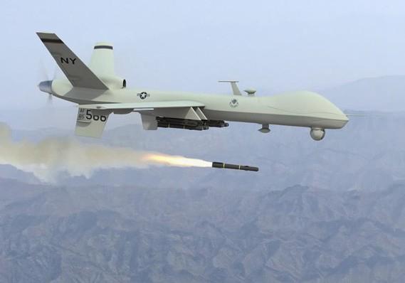 """美国产的MQ-1""""捕食者""""无人机,在战事频繁的世界各地存在感十足"""