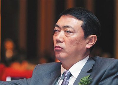 西城区原常务副区长苏东。图/视觉中国