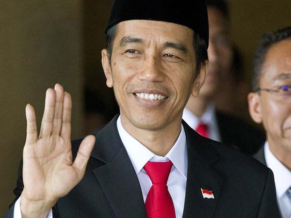 资料图:印尼总统佐科
