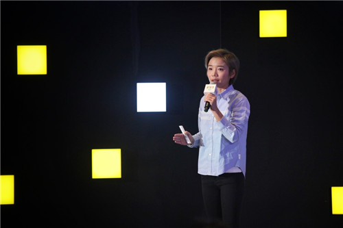 许飞虎嗅F&M创新节演讲