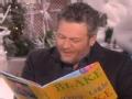 《艾伦秀第14季片花》第六十二期 布莱克读自著音乐书引爆笑 大方送观众豪华礼物
