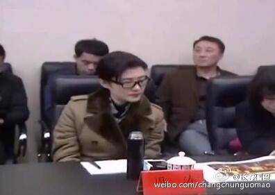 周涛近照图片来源网友微博