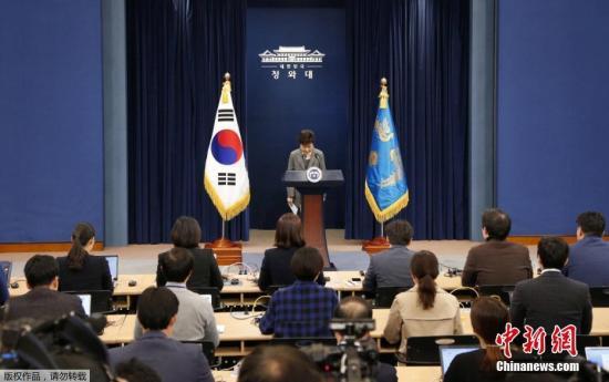 韩国国会将于本月9日对总统弹劾案进行表决,在此之前,朝野各党各自进行相关准备工作。
