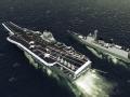 外界关注中国航母下水时间