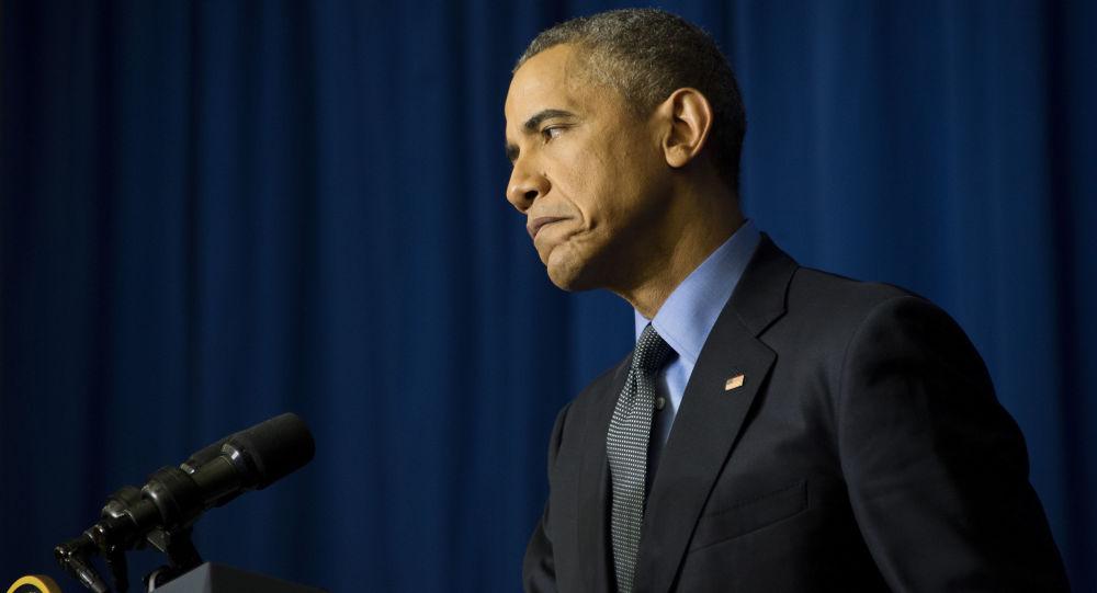 美国总统奥巴马高度评价自己的反恐政策