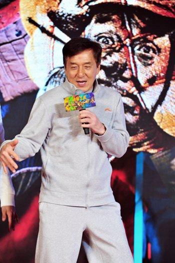 成龙cos黄子韬唱rap