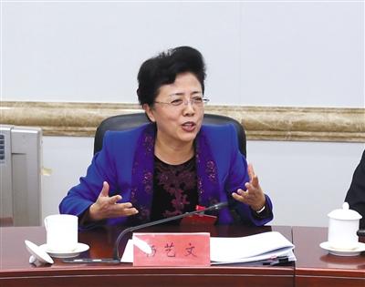 丰台区委布告杨艺文。