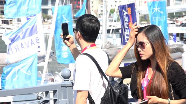 """王豪富也以为,海天盛筵完成了社会与经济效应""""双赢""""的场面。"""
