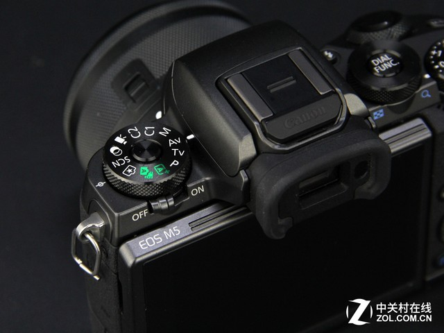 大号M3or小号80D?佳能EOS M3相机评测