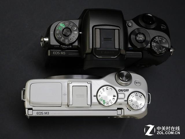 大号M3还是小号80D?佳能EOS M5相机评测