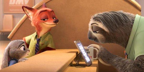 美国电影学会公布年度十佳 《疯狂动物城》入选
