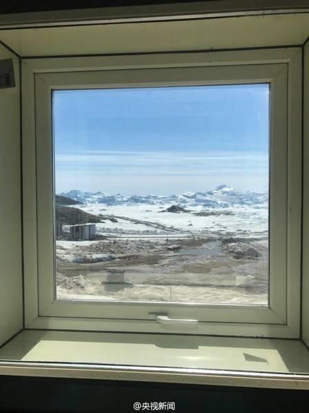 单家冰景房